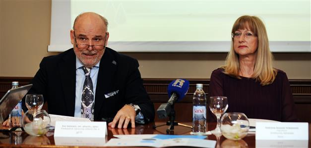 Adrialab-Ivo Usmiani i Vedrana Kuzmić Vrbanović