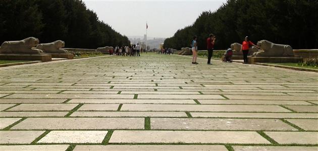 Ankara-Ataturkov mauzolej