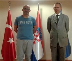 Damir Vujnovac i Dražen Hrastić