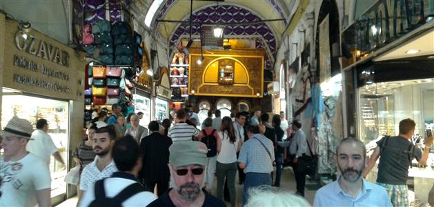Istanbul-Kapali čaršija