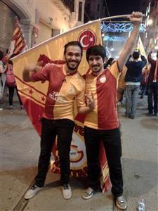 Turski navijači