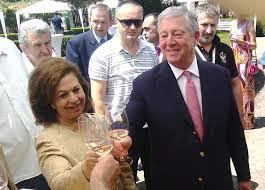 Aleksandar Karađorđević II. i princeza Katarina