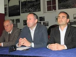Božo Aleksandrović i Dragan Reljić, voditelj Kraljevskih podruma