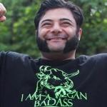 Patrik Strongman-vegetarijanac