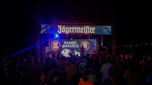 Rambo Amadeus- Jägermeister Adriatic Tour