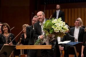 Enrico Dindo, dirigent Simfonijskoga orkestra HRT-a