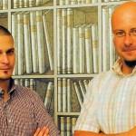 Ivan Salopek i Nenad Trifunović