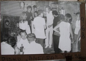 Pola stoljeća diska - disko Amfora u Jelsi