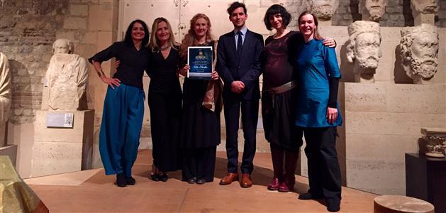 Pariz-nagrade 45. Varaždinskih baroknih večeri