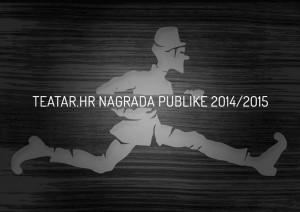 Teatar.hr nagrada publike 2014-2015