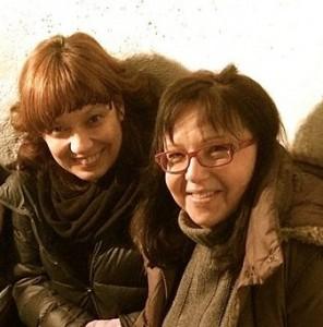 Adriana Kramarić i Iva Lovrec Štefanović-urednice