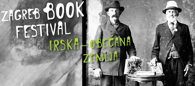 Zagreb Book Festival 2016-Irska