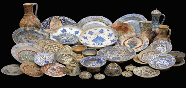 Osmanska keramika-brodolom u pličini Sv. Pavao kraj Mljeta