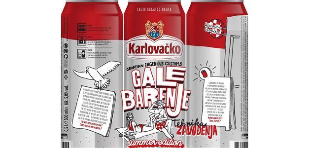 Karlovačko pivo-Galebarenje